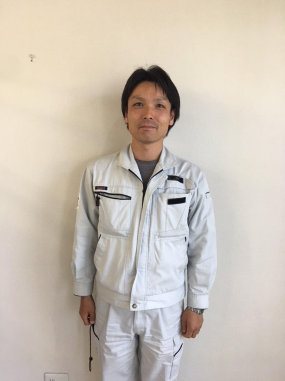 業務管理 係長/塩澤 利実