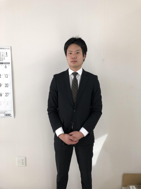 営業/細井 翔太