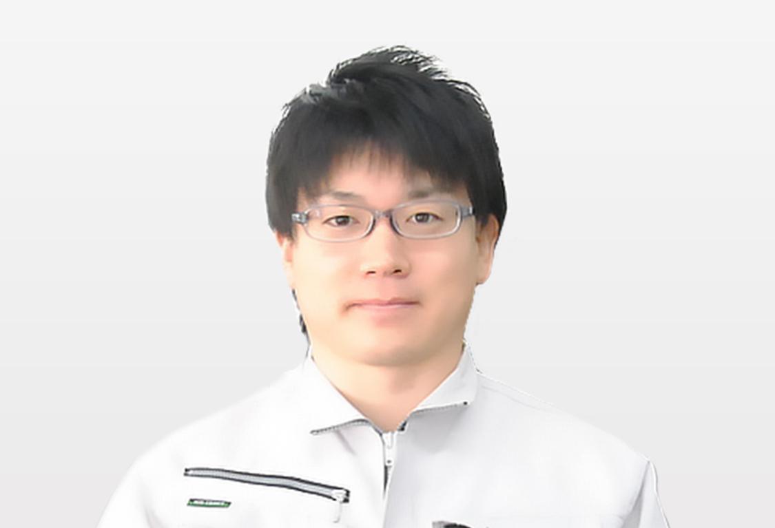 施工管理課/佐藤 康太