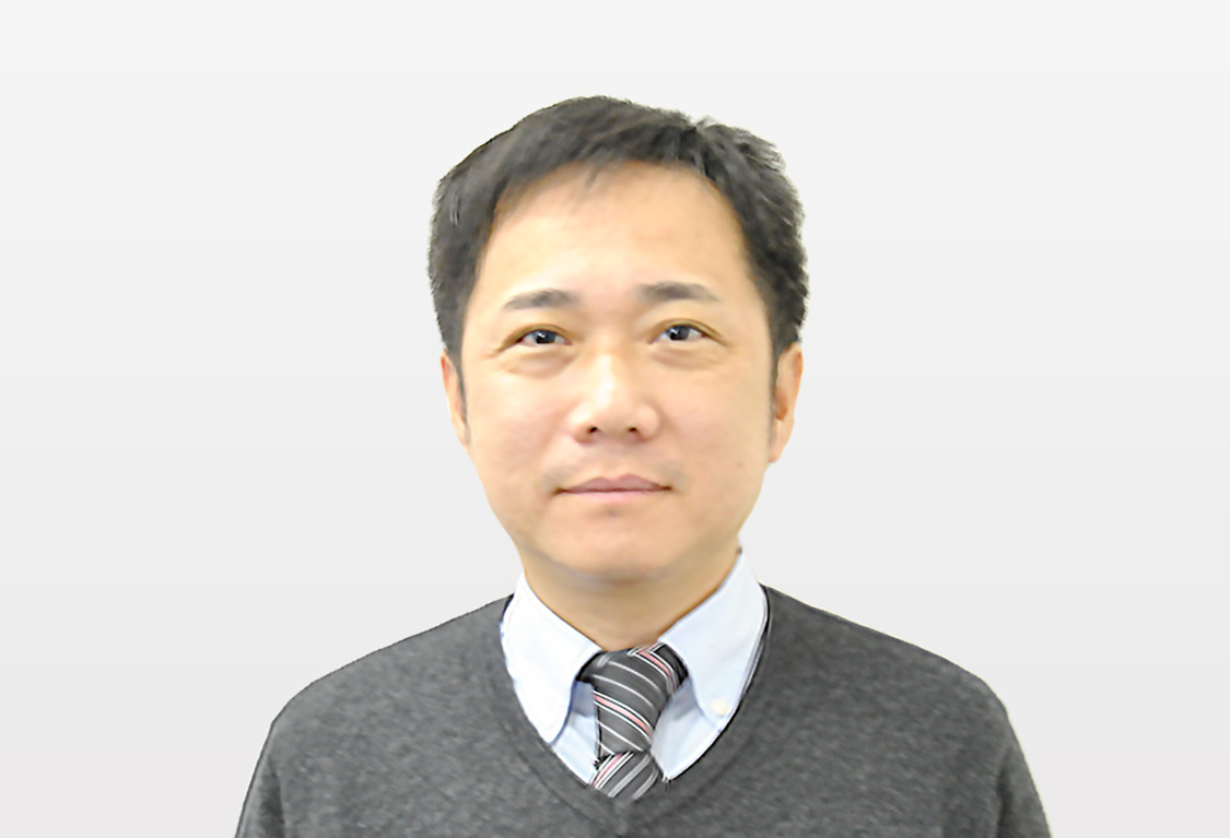 業務管理 主任/岩野 司