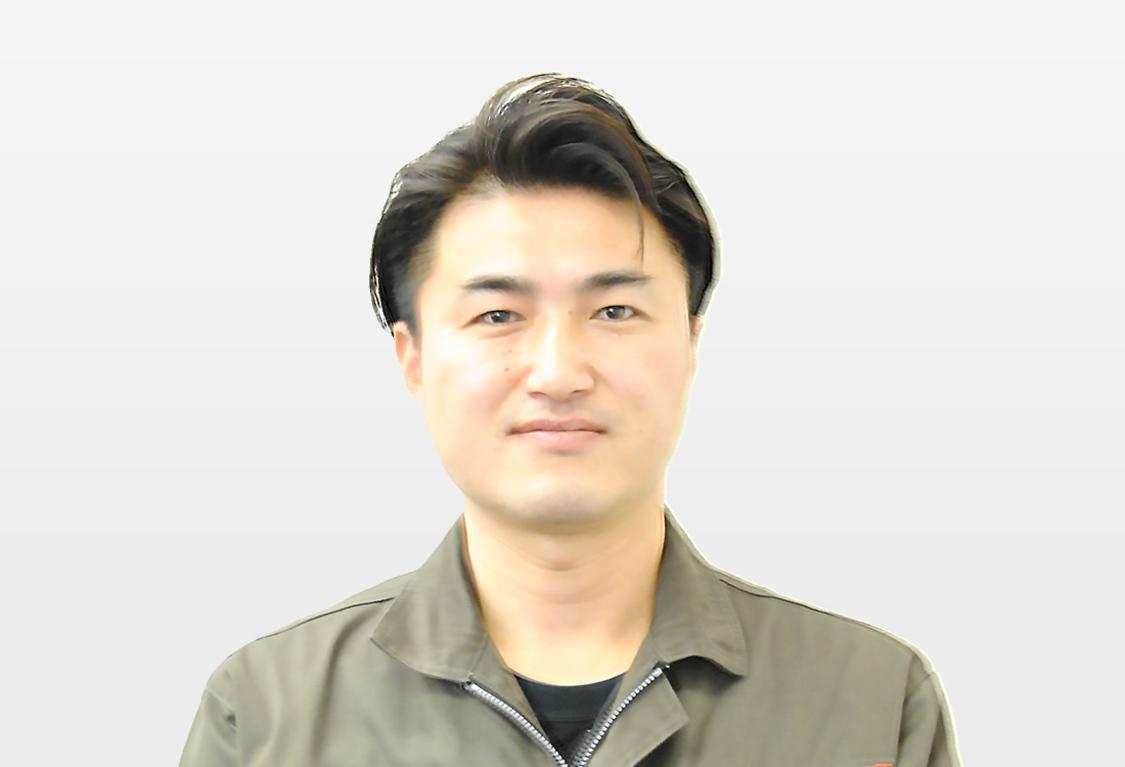 施工管理  主任/長谷川 智崇