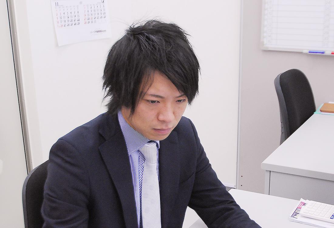 長野支店 支店長/宅地建物取引士/手塚 信一