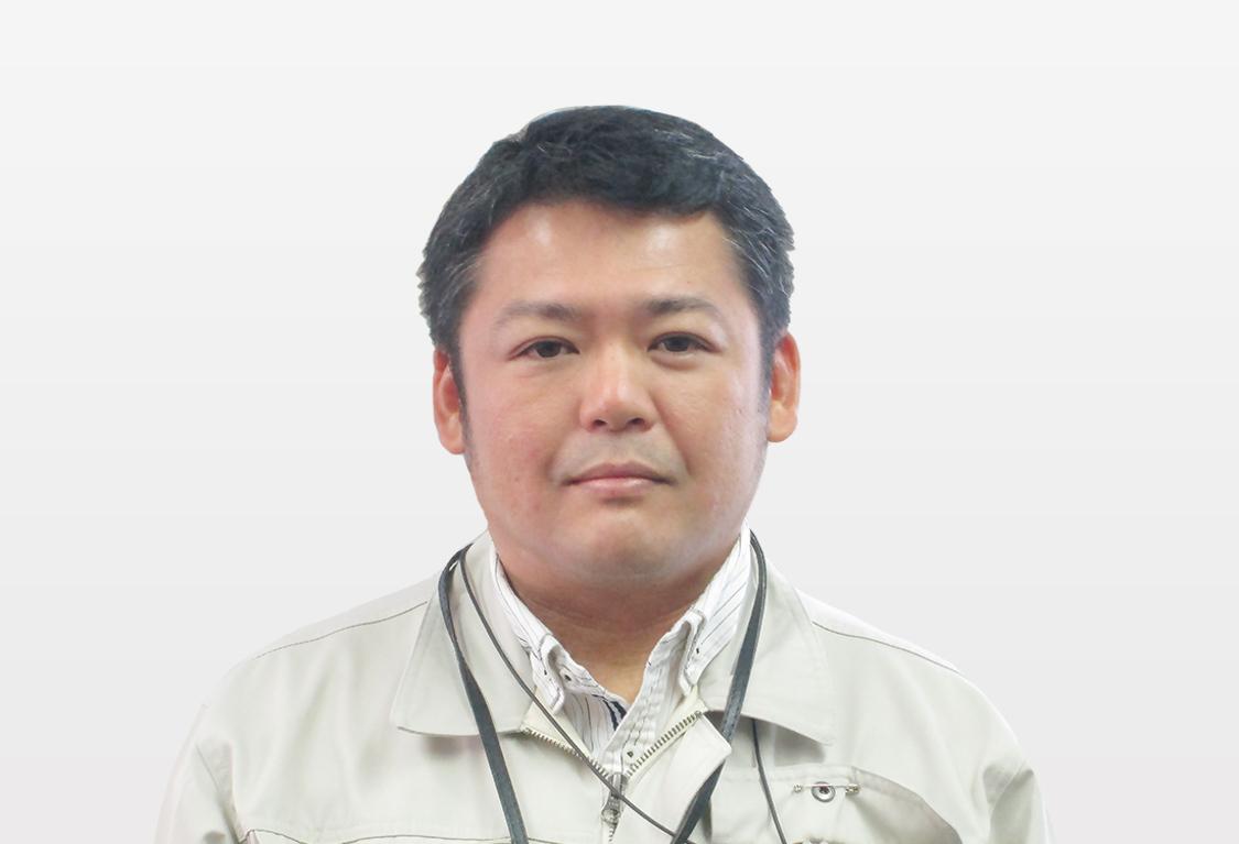 施工管理 主任/畠中 秀樹