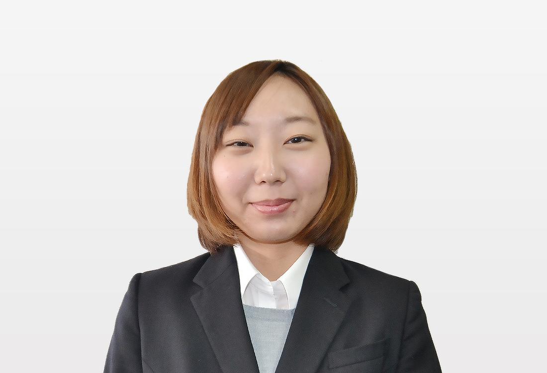 業務管理部/藤井 木ノ実