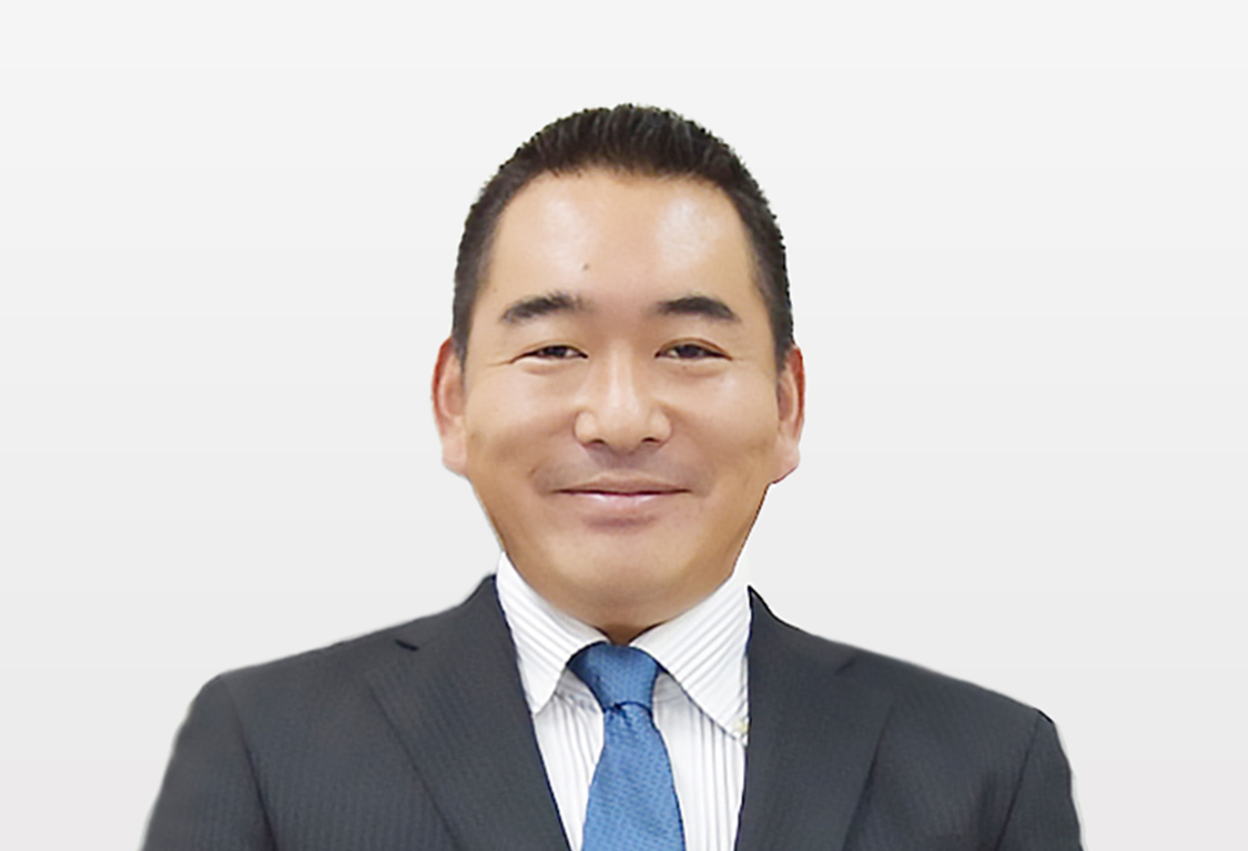 営業/福島 敏夫