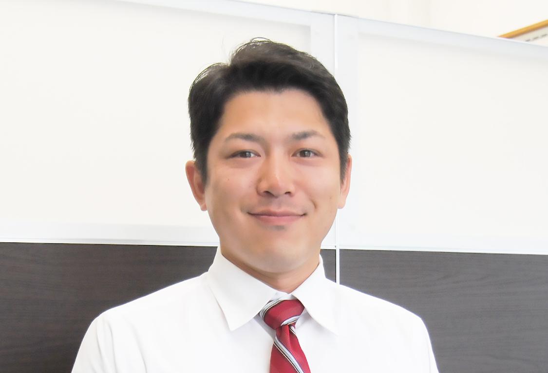 営業/主任/内山 翔太