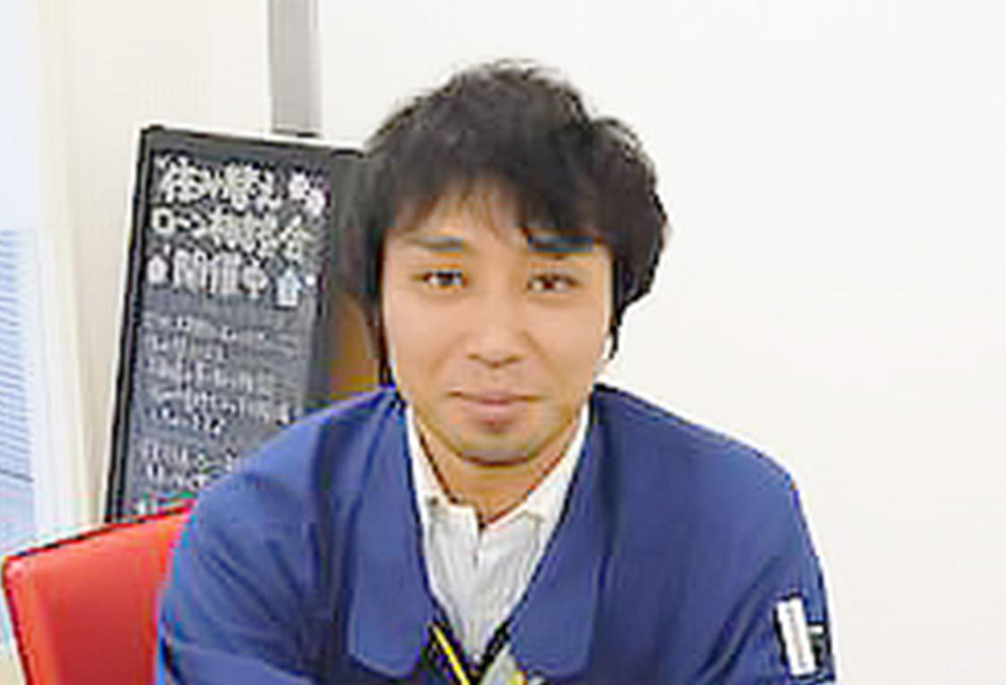 施工管理 係長/宮 弘昭