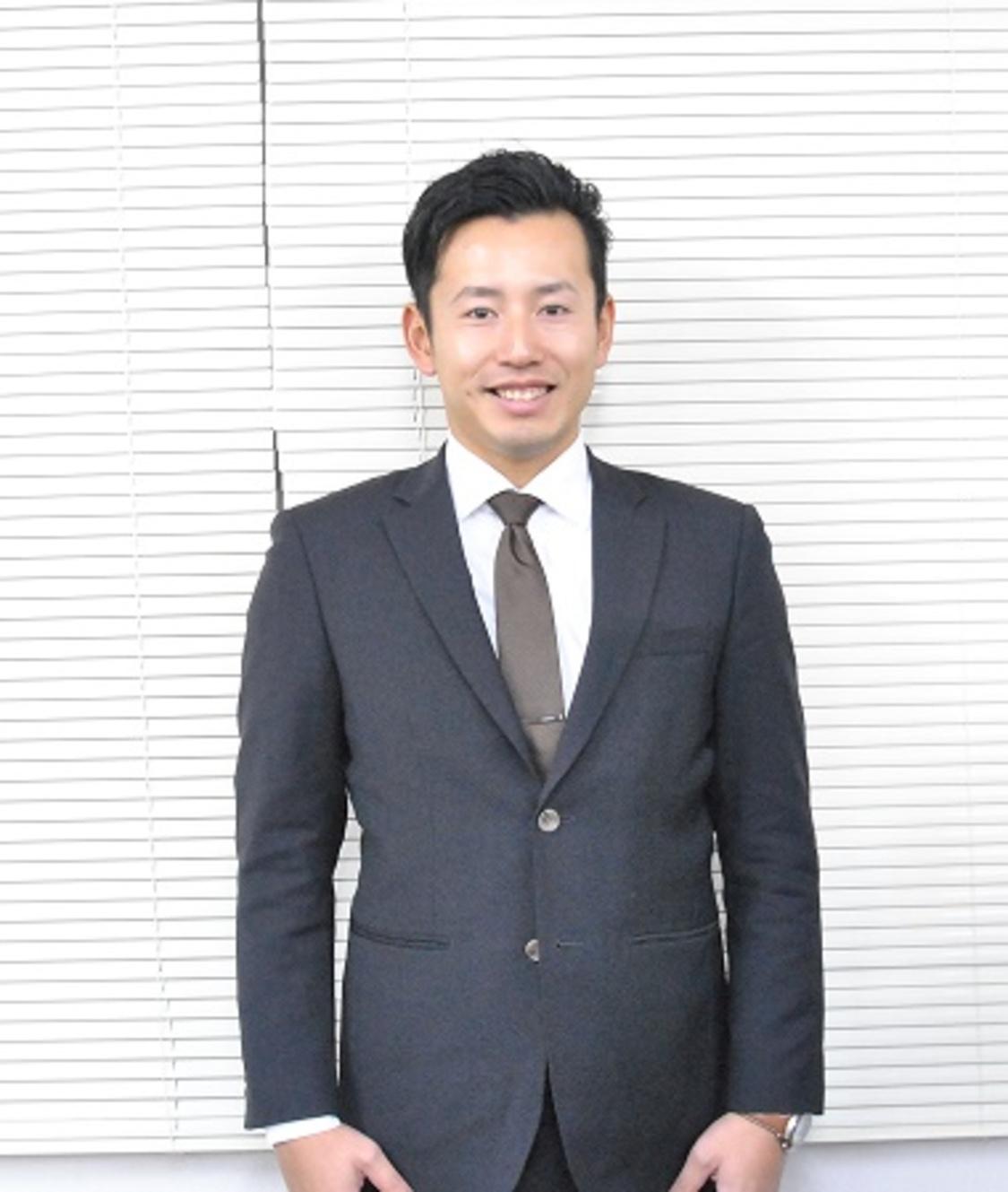 営業/佐藤 祐貴