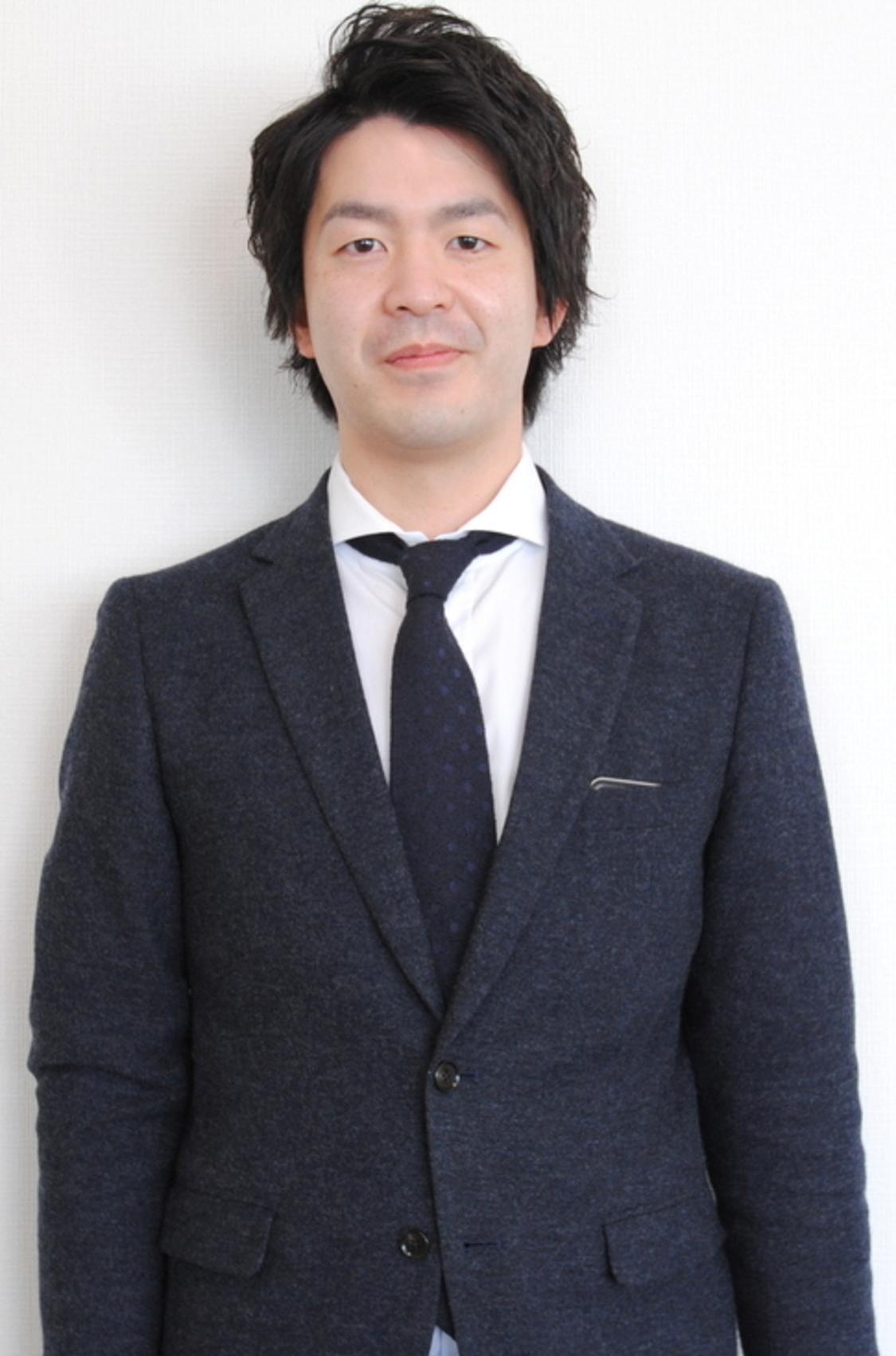 営業課長/植野 真彰