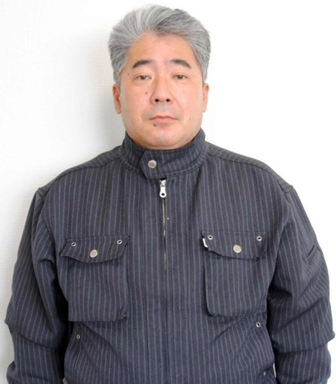 施工管理課 係長/牧野 巧宏