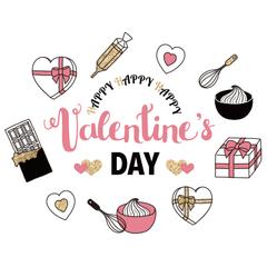 「子供と一緒に !カンタン♪手作りバレンタイン」サムネイル画像