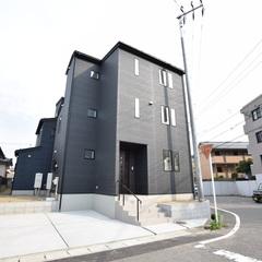 「【新潟市西区平島三丁目 新築A棟】 新築工事が完成しました♪」サムネイル画像