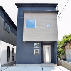 「【新潟市江南区砂岡二丁目 新築B棟】 新築工事が完成しました♪」サムネイル画像