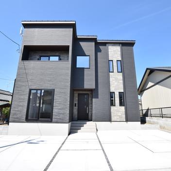 「【新潟市東区幸栄二丁目 新築戸建】 新築工事が完成しました♪」サムネイル画像
